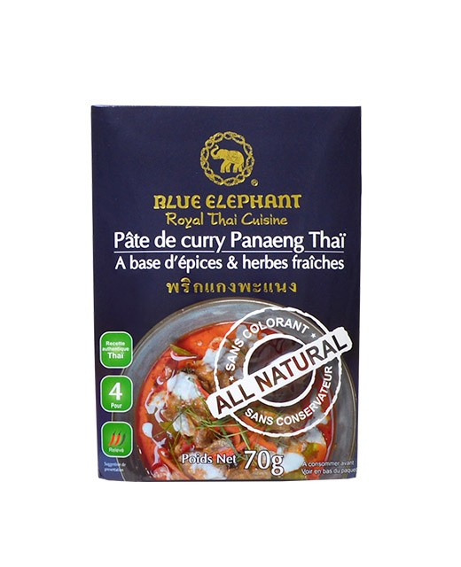 Pâte de Curry Panang - Blue Elephant