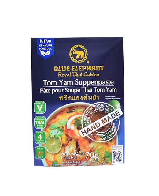 Pâte pour Soupe Thaï Tom Yam - Blue Elephant