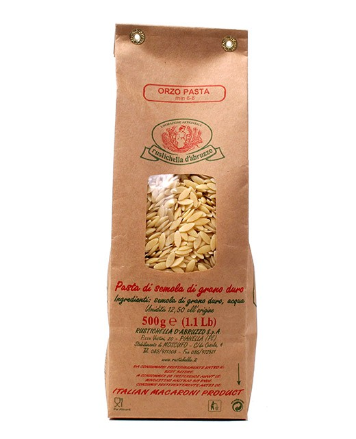Orzo Pasta - Rustichella d'Abruzzo