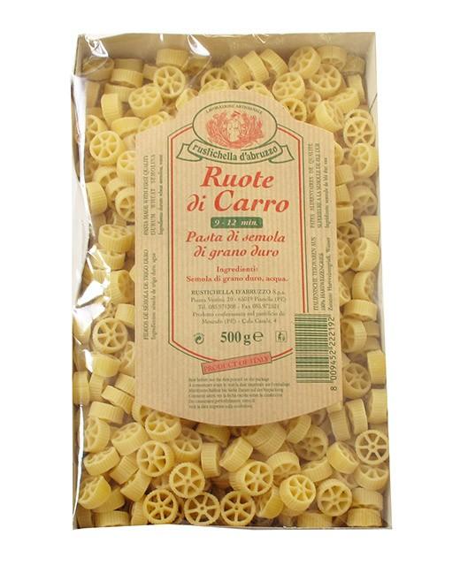 Ruote di carro - Rustichella d'Abruzzo