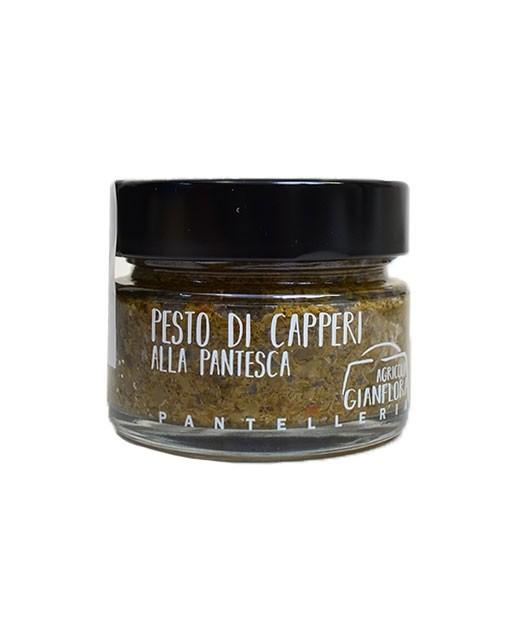 Pesto de câpres et tomates séchées - Agricola Gianflora Pantelleria