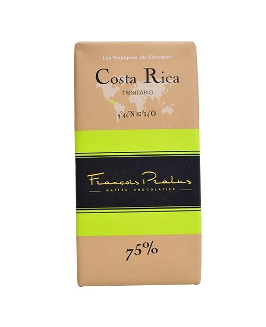 Tablette chocolat noir Costa Rica - Pralus