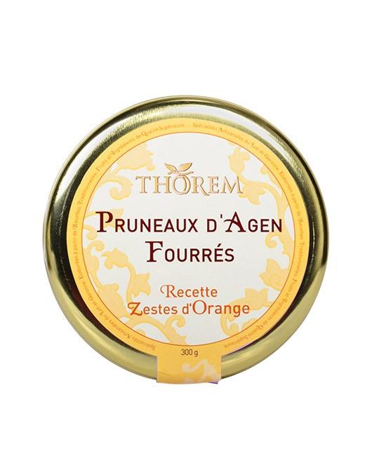 Pruneaux fourrés aux Zestes d'Orange - Thorem