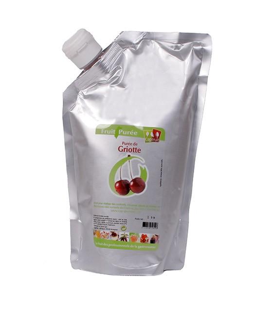 Purée de Griotte - Capfruit