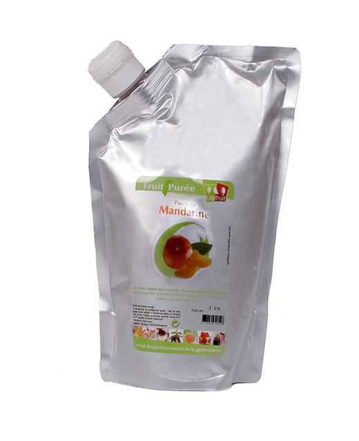 Purée de Mandarine - Capfruit