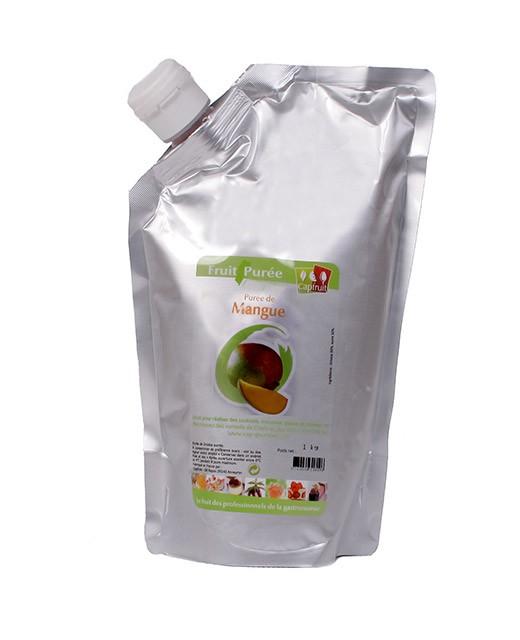 Purée de Mangue Alphonso - Capfruit