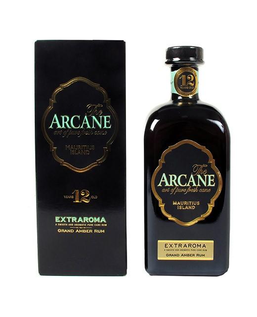 Rhum Arcane Extraroma ambré  - Arcane