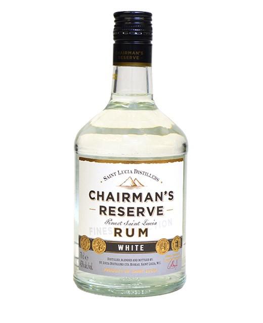 Rhum Chairman's Reserve White - Saint Lucia Distillers