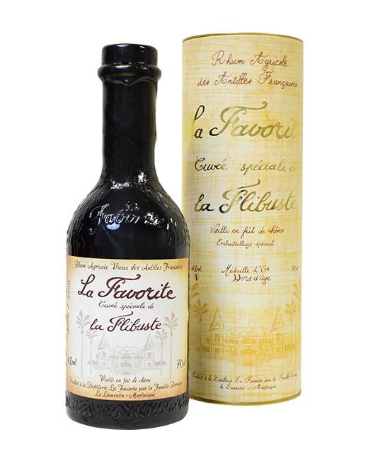 Rhum La Favorite Cuvée La Flibuste 1993 - La Favorite