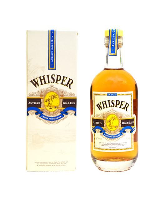 Rhum Whisper - Whisper
