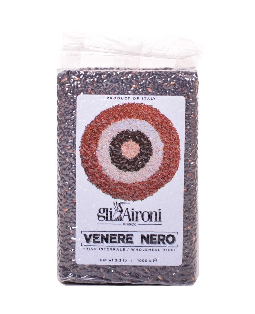 Riz noir Venere Nero - Gli Aironi