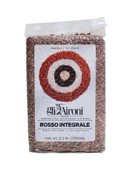 Riz rouge Rosso Integrale - Gli Aironi