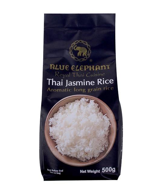Riz Thaï au Jasmin - Blue Elephant