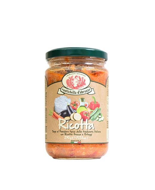 Sauce Ricotta - Rustichella d'Abruzzo