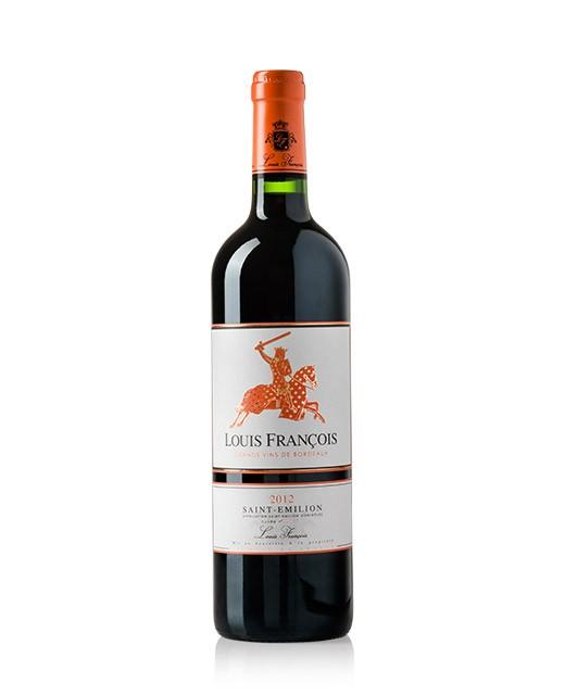 Saint-Emilion 2013 - vin rouge - Louis François