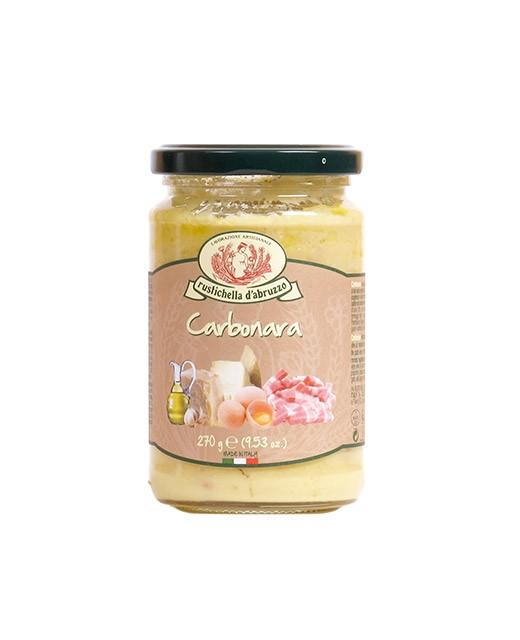 Sauce Carbonara - Rustichella d'Abruzzo