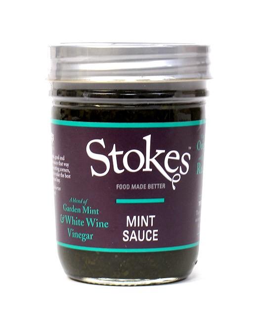 Sauce à la Menthe - Stokes