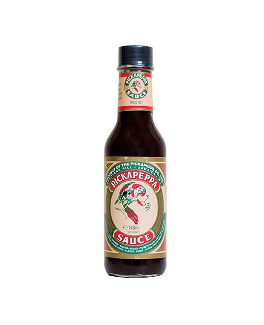 Sauce piquante sucrée-salée Originale Pickapeppa - Pickapeppa