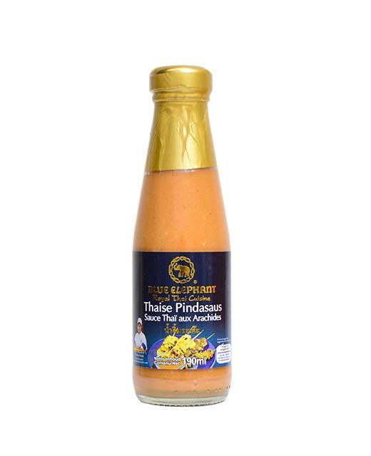 Sauce cacahuète pour Satay thaï - Blue Elephant