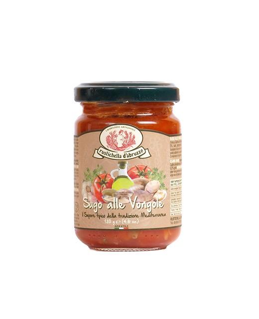 Sauce tomate aux Palourdes - Rustichella d'Abruzzo