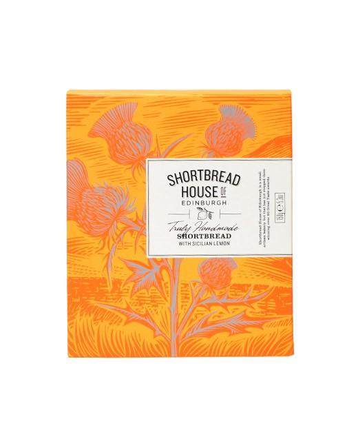 Shortbread Citron - Shortbread House of Edinburgh