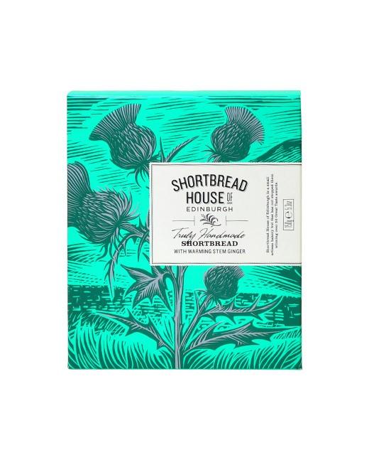 Shortbread Gingembre confit - Shortbread House of Edinburgh