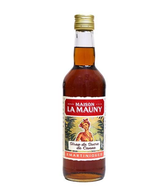 Sirop de canne La Mauny - 50cl -