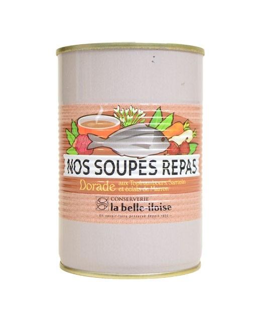 Soupe repas - Dorade & sarrasin - Belle-Iloise (La)