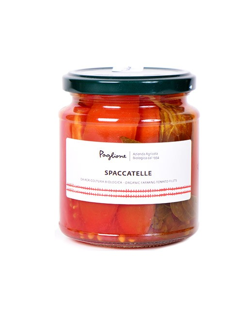 Spacatelle de tomates - Paglione