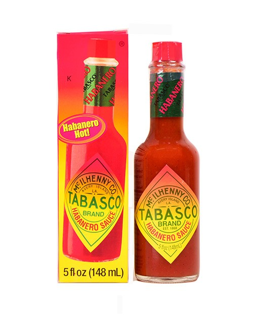 Tabasco habanero - McIlhenny