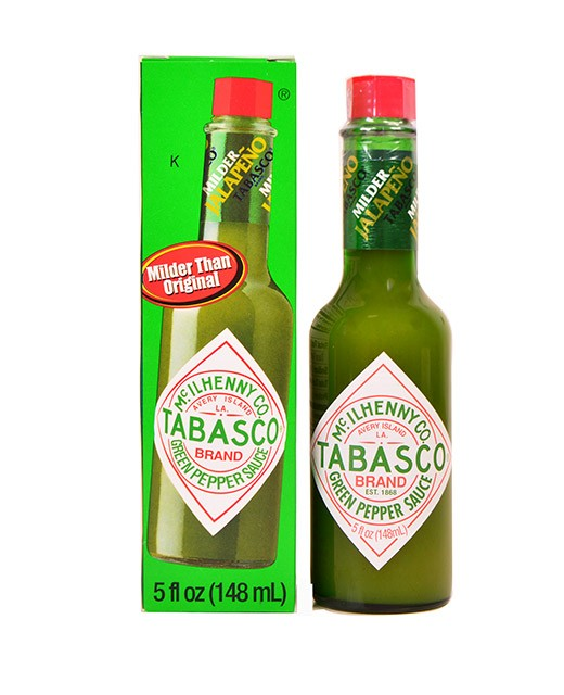 Tabasco vert jalapeno - McIlhenny