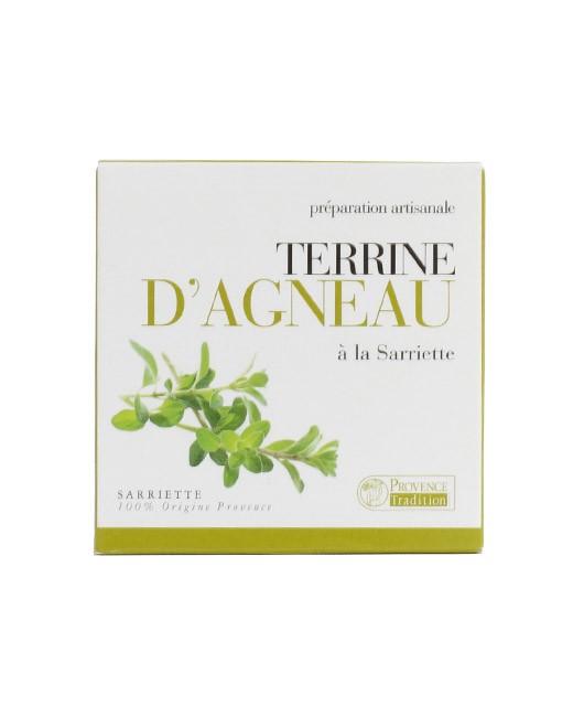 Terrine d'Agneau à la Sarriette - Provence Tradition