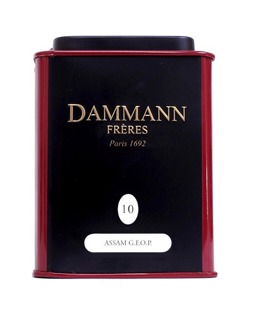 Thé Assam G.F.O.P. - Dammann Frères
