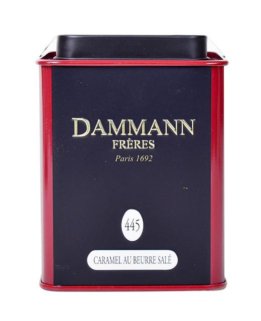 Thé Caramel au beurre salé - Dammann Frères