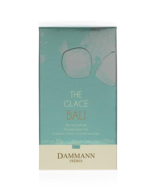 Thé glacé Bali - sachet cristal - Dammann Frères