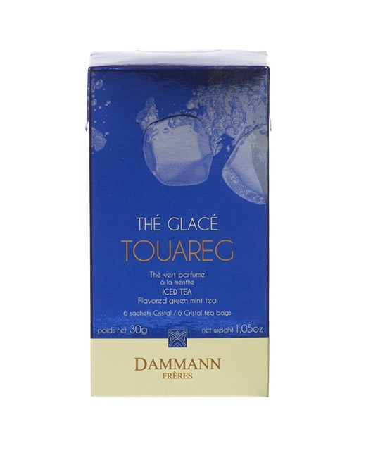 Thé glacé Touareg - sachet cristal - Dammann Frères