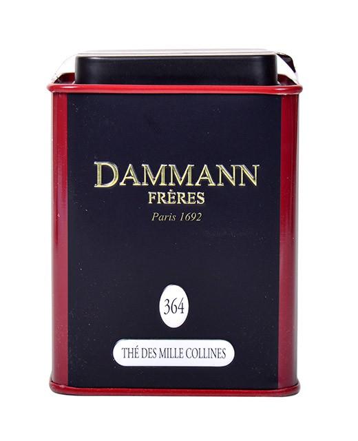 Thé des milles collines - Dammann Frères