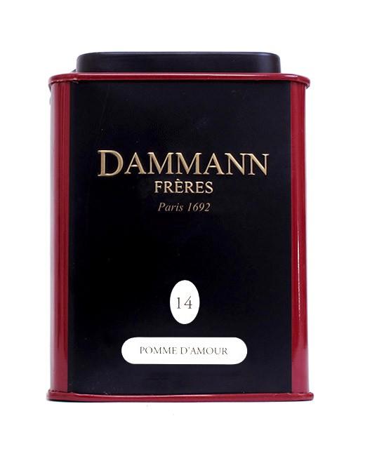 Thé Pomme d'Amour - Dammann Frères
