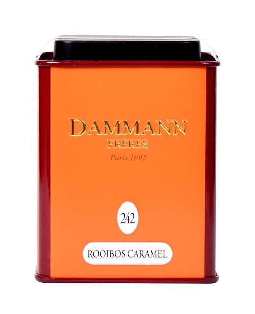 Thé Rooibos Caramel - Dammann Frères