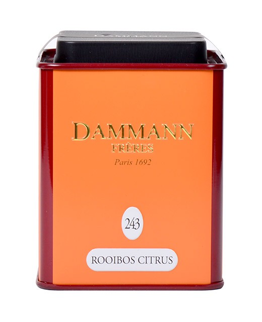 Thé Rooibos Citrus - Dammann Frères