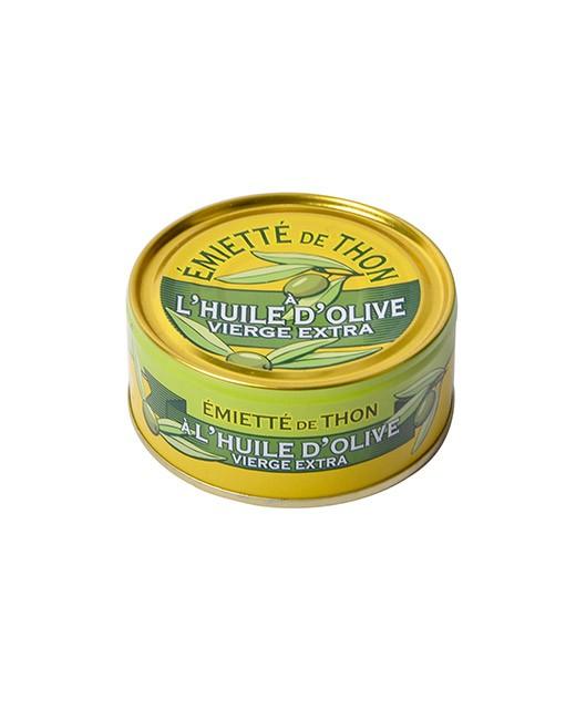 Émietté de Thon à l'huile d'olive - La Belle-Iloise