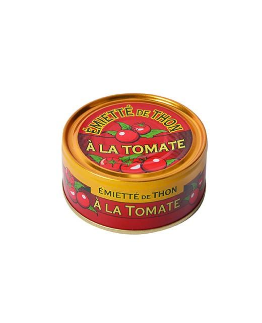 Émietté de Thon à la tomate - Belle-Iloise (La)