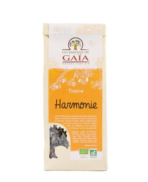 Tisane Harmonie - Les Jardins de Gaïa
