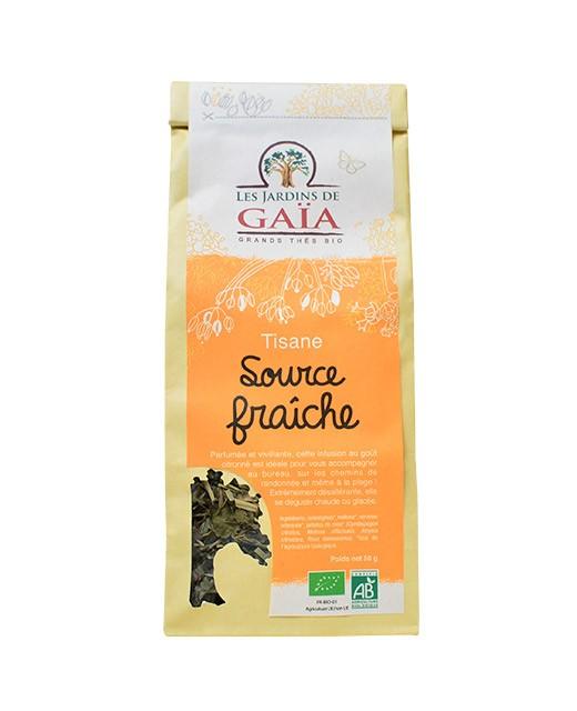 Tisane Source fraîche - Jardins de Gaïa (Les)