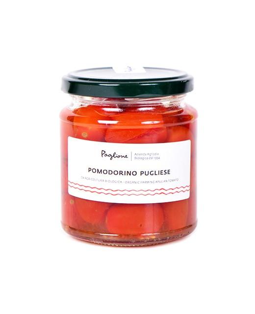 Tomates cerises entières des Pouilles - Paglione