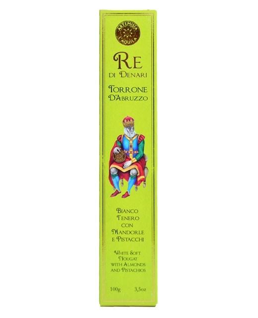 Torrone - Nougat moelleux amandes & pistaches - Artemisia