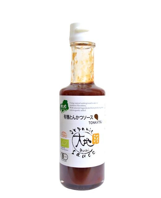 Sauce Tonkatsu bio - Sennari