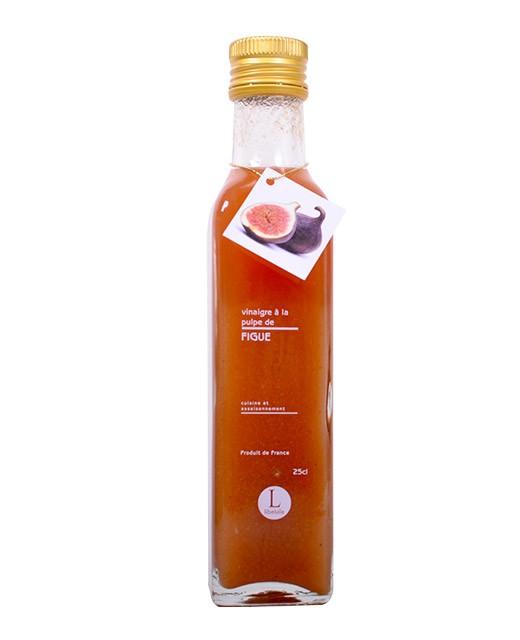 Vinaigre à la pulpe de figue - Libeluile