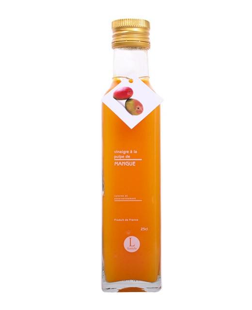 Vinaigre à la pulpe de mangue - Libeluile