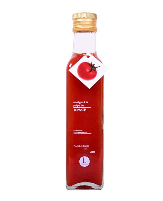 Vinaigre à la pulpe de tomate - Libeluile